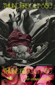 Thunderbolt 650 Poster